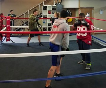 The Good Fight - Elsworth Smith Boxing Gym