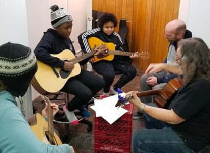 The Good Fight - Kids Taking Music Lessons