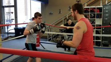 Elsworth Smith Boxing Gym