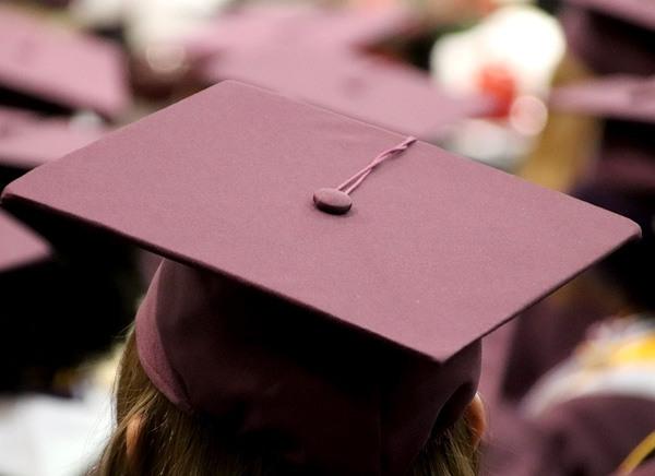 Senior graduation cap