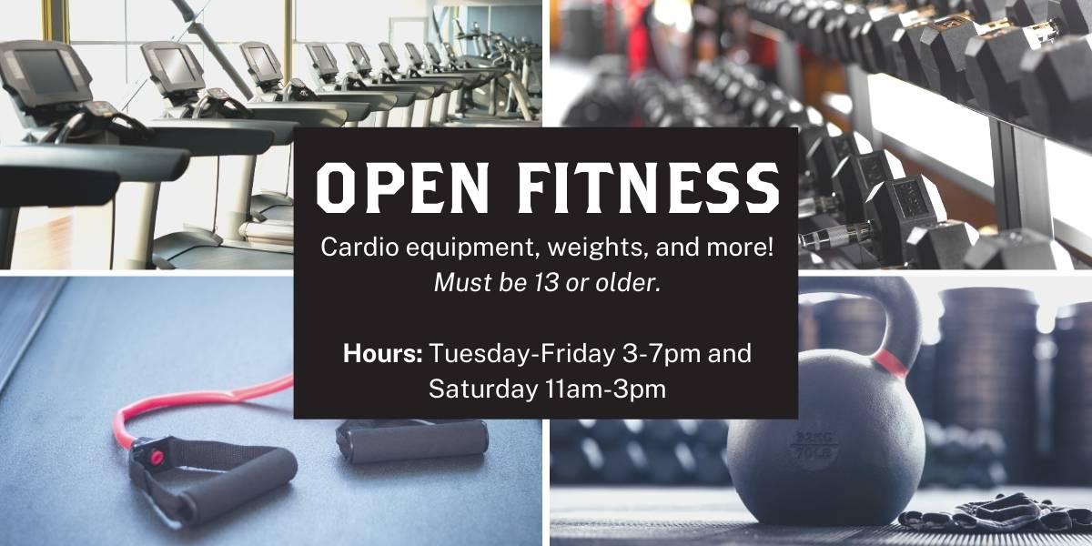 The Good Fight - Open Fitness in La Crosse, Wisconsin.
