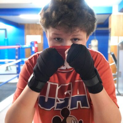 The Good Fight - Youth Boxing Sessions