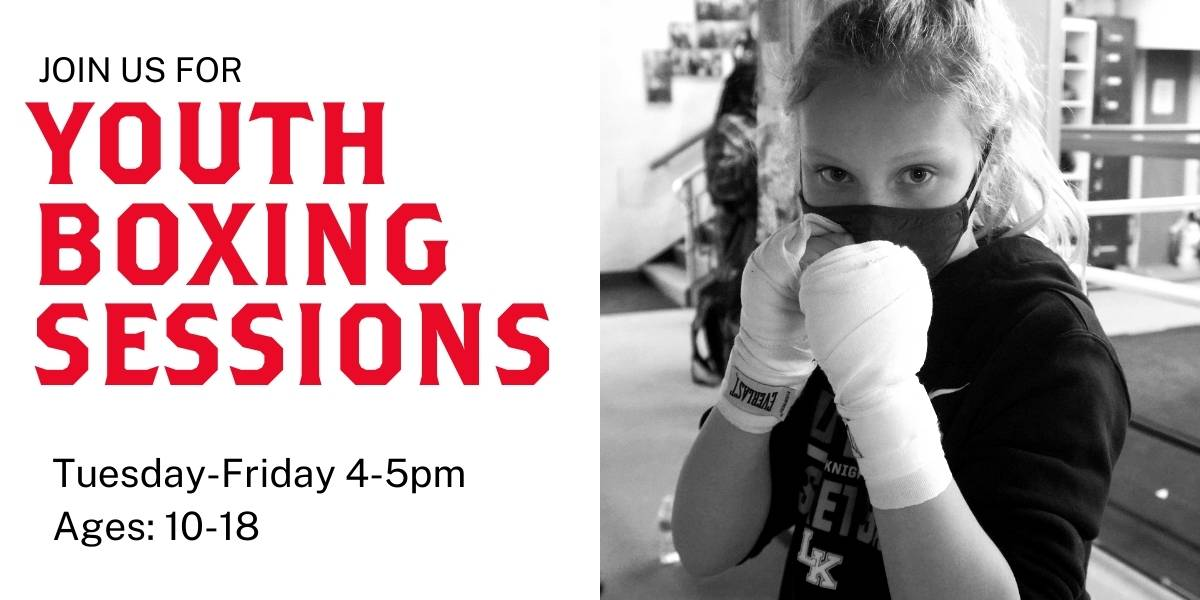 The Good Fight - Youth Boxing Sessions in La Crosse, Wisconsin.