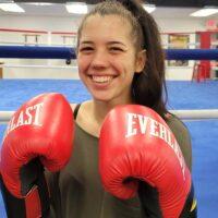 Gabby Barnes - Service Staff Member at The Good Fight Community Center in La Crosse, Wisconsin.