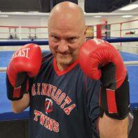 Jay Lyngaas - Board Secretary of The Good Fight Community Center in La Crosse, Wisconsin.