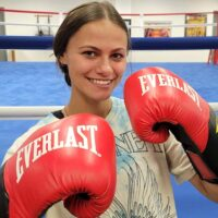 Karli Schreiber - Program Lead at The Good Fight Community Center in La Crosse, Wisconsin.