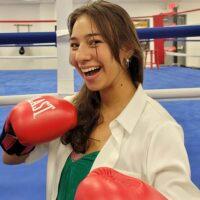 Lauren Herzog - Board Member of The Good Fight Community Center in La Crosse, Wisconsin.