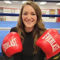 Marcia Brendum - Board Treasurer of The Good Fight Community Center in La Crosse, Wisconsin.