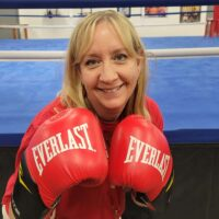 Melissa Murry - Board Member of The Good Fight Community Center in La Crosse, Wisconsin.