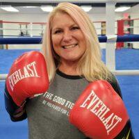 Sonna Severson - Board President of The Good Fight Community Center in La Crosse, Wisconsin.