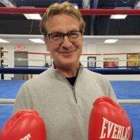 Troy Muller - Board Member of The Good Fight Community Center in La Crosse, Wisconsin.